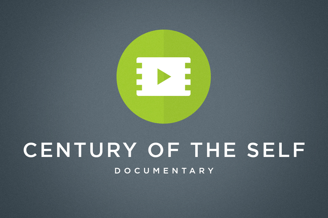 century of the self 2018-5-26 the century of the self  how politicians and business learned to create and manipulate mass-consumer society adam curtis, the century of the self tells the untold and sometimes controversial story of the growth of the mass-consumer society in britain and the united states.