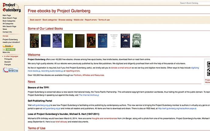 project_gutenberg_free_literature_books