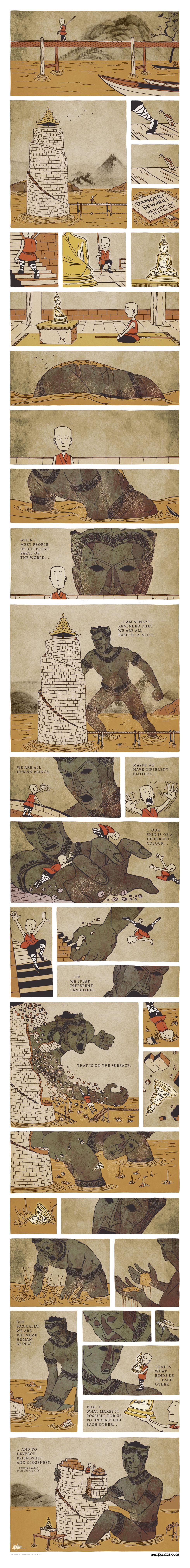 zen-illustrations-dalai-lama