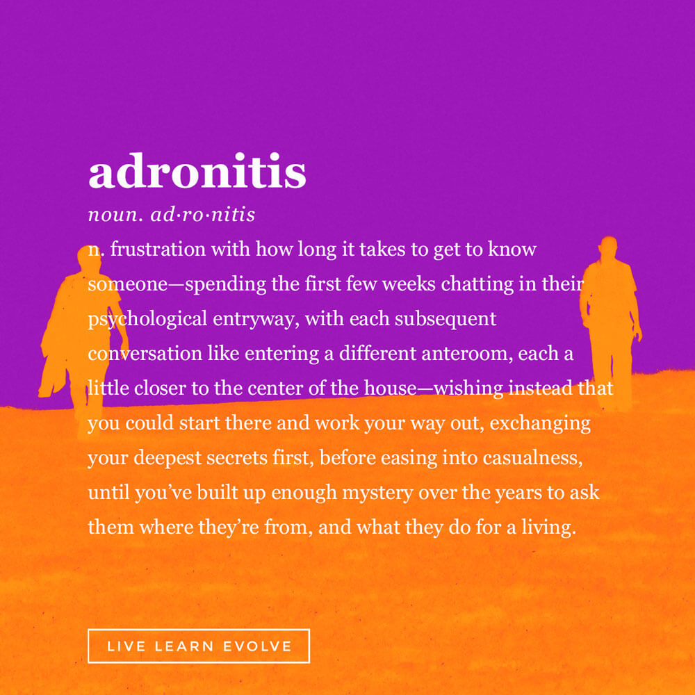 adronitis-obscure-dictionary