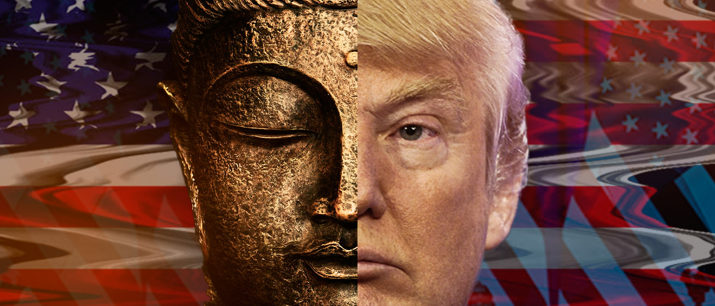 Buddhist Teachers Respond to Donald Trump's Presidential Win | LLE